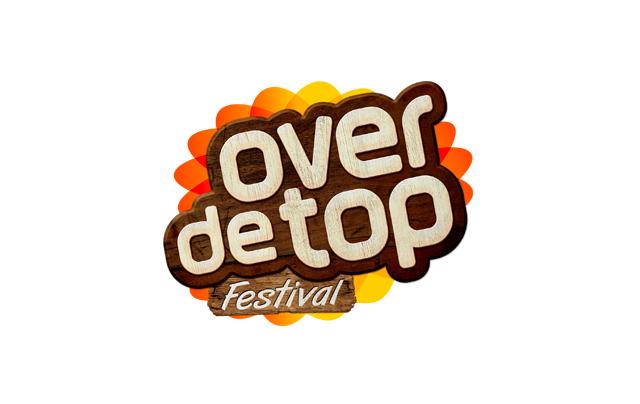 Logo Over De Top Festiavl
